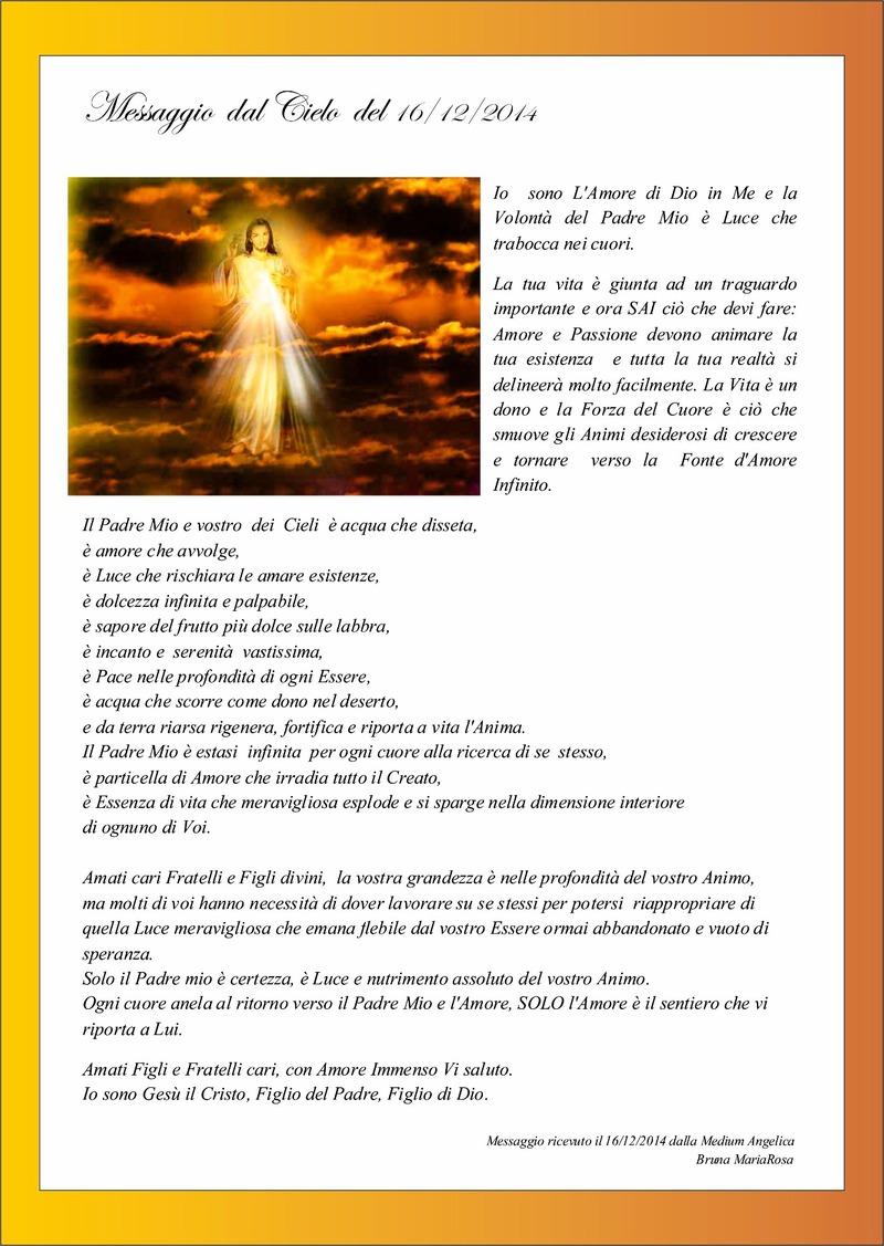 Nei Loro Messaggi... l'Amore per Noi MESSAGGIO_GESU_DEL_16-12-2014_93.jpg (Art. corrente, Pag. 1, Foto ingrandimento)