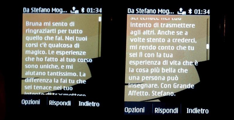 Testimonianze sui CORSI e PERCORSI presso il Centr MESSAGGIO_STEFANO_228_1.jpg (Art. corrente, Pag. 1, Foto ingrandimento)