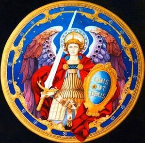 Cero Rituale Consacrato all' Arcangelo Michael MICHELE_TONDO_200_1.jpg (Art. corrente, Pag. 1, Foto normale)