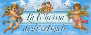 Gli Angeli ci consigliano di Benedire il Cibo che logocucinaangeli2_minestrine_151.png (Art. corrente, Pag. 1, Foto normale)